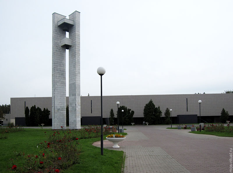 Николо-Архангельский крематорий фотография