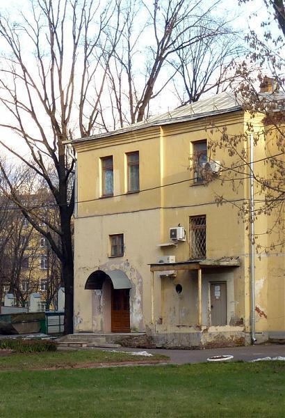 Морг больницы Святителя Алексия на Ленинском