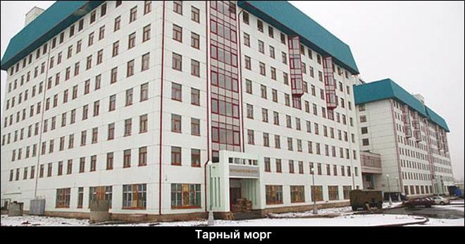 1 судебный морг в Царицыно г Москвы, тарный проезд д 3
