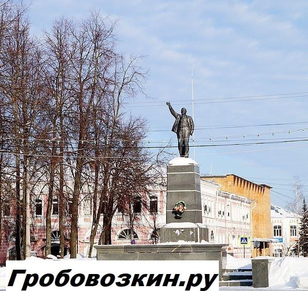 Егорьевск, мемориальный памятник.