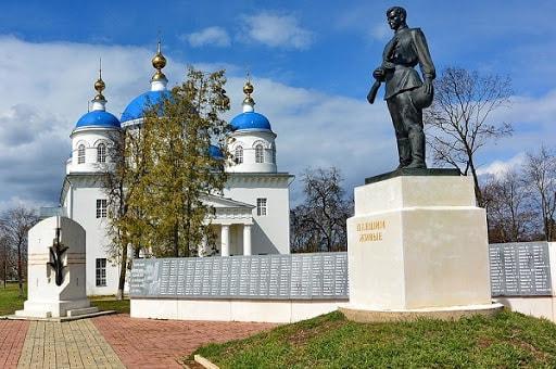 Москва Мещовск ритуальные услуги перевозка гроба.