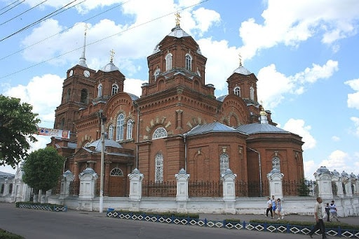 Москва Бутурлиновка ритуальные услуги перевозка гроба.