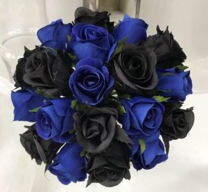 Цветы на похороны.