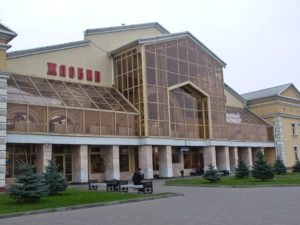 Москва Жлобин ритуальные услуги перевозка гроба.
