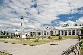 Галич, Костромская область.