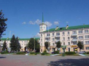 Барановичи, Белоруссия.